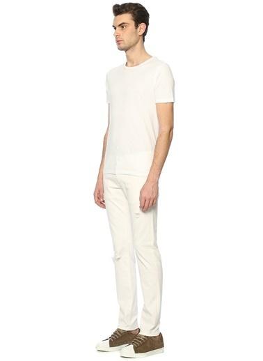 Dolce&Gabbana Jean Pantolon Beyaz
